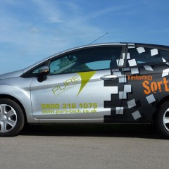 Vehicle Graphics: Helping you to Stand Out whilst on the Road!