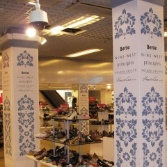 Store Graphics. Decorative-pillars, Sutton