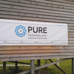 Digital Printed Banner, Bookham, Surrey.