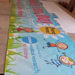 Digital Banner printing, Sussex