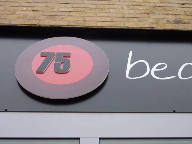 Shop Signs Horsham West Sussex Scotts Signs