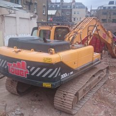 excavator graphics sussex